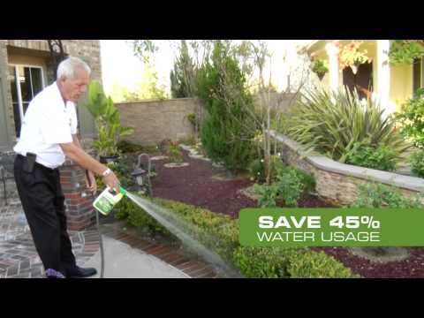 Spray And Green Liquid Lawn Fertilizer
