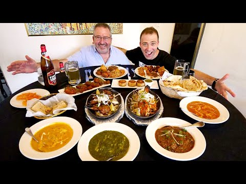 All You Can Eat INDIAN BUFFET At Taste Buds Of India In Coral Gables | Miami, Florida