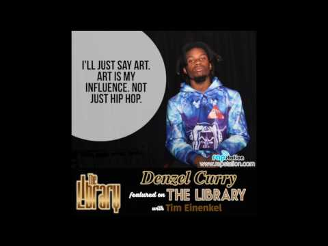 The Library: Denzel Curry's Getting Personal