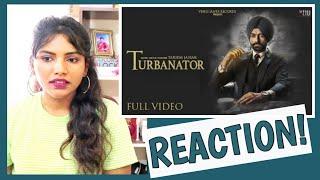 South Indian Reacts to TURBANATOR   Tarsem Jassar   Latest Punjabi Songs 2019