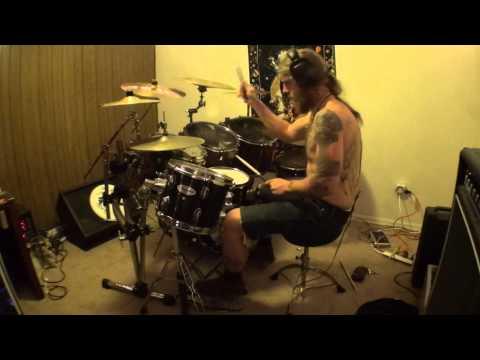 As Loke Falls Amon Amarth Drum Cover