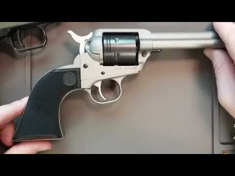 Ruger Wrangler Revolver And Heritage Side By Side, Review