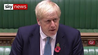 PM says UK will defeat COVID-19 by spring