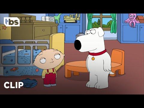 Family Guy: Brian Stops 9/11 (Clip)   TBS