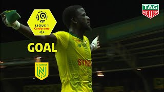 Goal Abdoulaye TOURE (85') / FC Nantes - Montpellier Hérault SC (1-0) (FCN-MHSC) / 2019-20