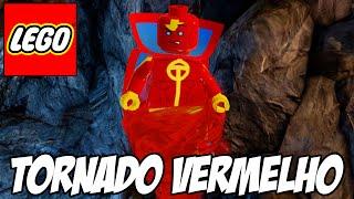Lego Batman 3 - Frankenstein e Tornado Vermelho