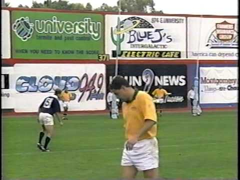 1993 World Rugby Football League 7s Capital Express V Atlantic Greyhounds 4th Quarter