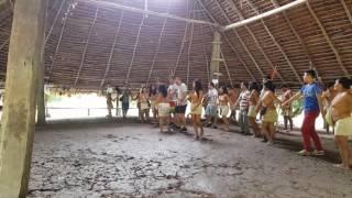 Baile con los Boras