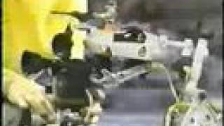 Robotix іграшка 80-х комерційних 2