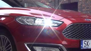 Ford Mondeo VIGNALE 2.0 PowerShift Test 2018