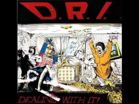 D.R.I - I'd Rather Be Sleeping With lyrics