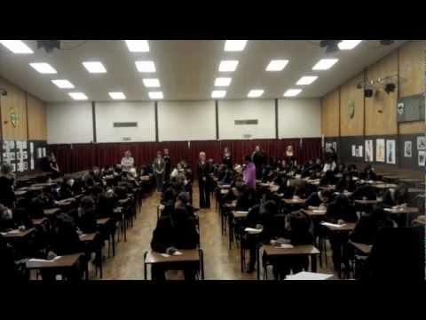 HALL GREEN SCHOOL HARLEM SHAKE