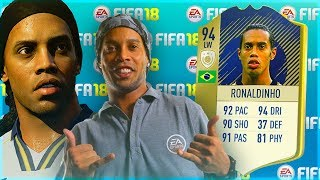 FOOTBALL LEGENDS REACT To Other FIFA Card Ratings 😱