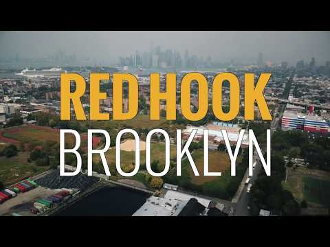 Above New York: Red Hook, Brooklyn