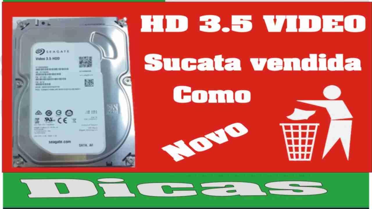 HD 3.5 VIDEO Seagate