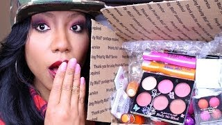 Shopmissa Makeup/jewelry Haul & Review