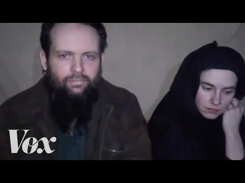 The Taliban hostages you've never heard of