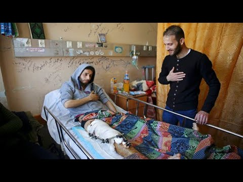 Gaza Desperate in Need of Medical Aid