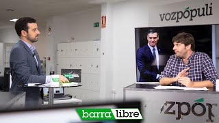 Sánchez y Casado se desmarcan de Vox y Podemos, turismo a la baja y premios Vozpópuli