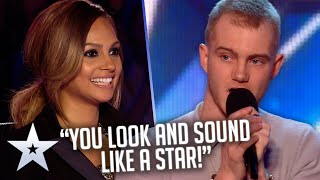 From songwriter to STAR! Ed Drewett steps into the spotlight! | Britain's Got Talent