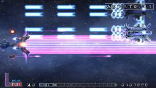 R-Type Final - TX-T Eclipse: Stage F-C + Ending (Europe version)