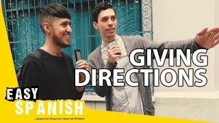 Giving directions | Super Easy Spanish 5