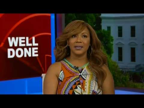 Erica Campbell Talks 'Well Done' And About Going Solo