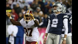 Dallas Cowboys Film Session || What Went Wrong vs Redskins