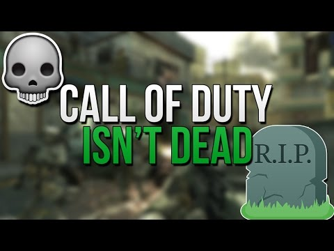 Call Of Duty Has Been Revived!!!