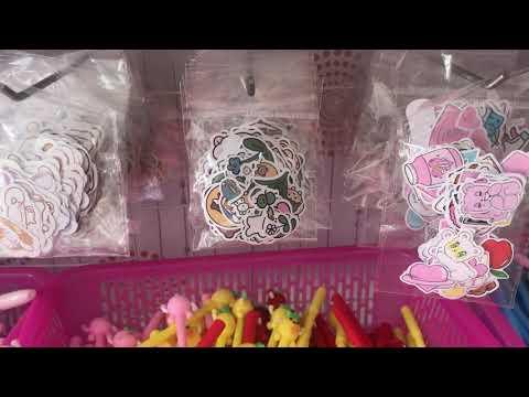 sticker trang trí siêu cute tại koifshop
