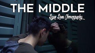 Ryan Rana Choreography | The Middle - Wet