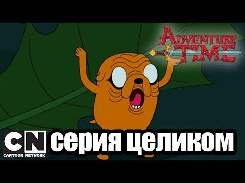 Время приключений | Колья. Часть 2: Всё остаётся (серия целиком) | Cartoon Network