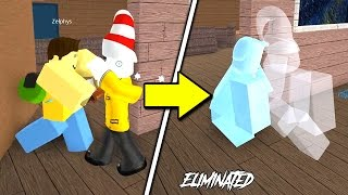 HOW TO KILL EACHOTHER in ROBLOX ASSASSIN!!