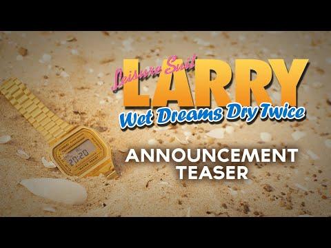 Leisure Suit Larry - Wet Dreams Dry Twice | Announcement Teaser (DE)