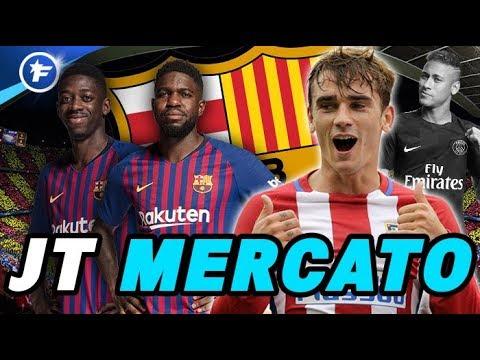 Le Barça prépare sa tempête   Journal du Mercato
