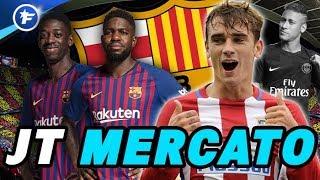 Le Barça prépare sa tempête | Journal du Mercato