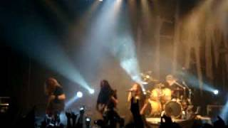 In Flames - Leeches (Moscow, 2009)