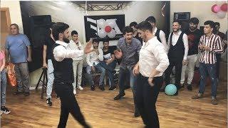 ALISHKA RAMIL Азербайджанская Ритм Лезгинка В Зале В Баку 2019 Dance Azeri Ritm