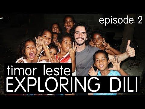 Timor Leste - Exploring Dili