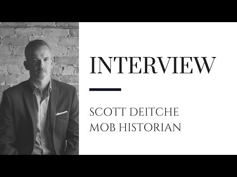 Scott Deitche Talks Garden State Gangland: New Jersey, Tampa and Havana