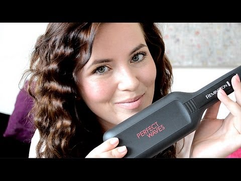 Remington Perfect Waves Review/Test
