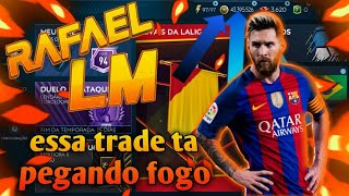 DICA DE TRADE BUG DE COINS FIFA 19 MOBILE