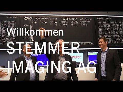Börsengang (IPO) STEMMER IMAGING AG