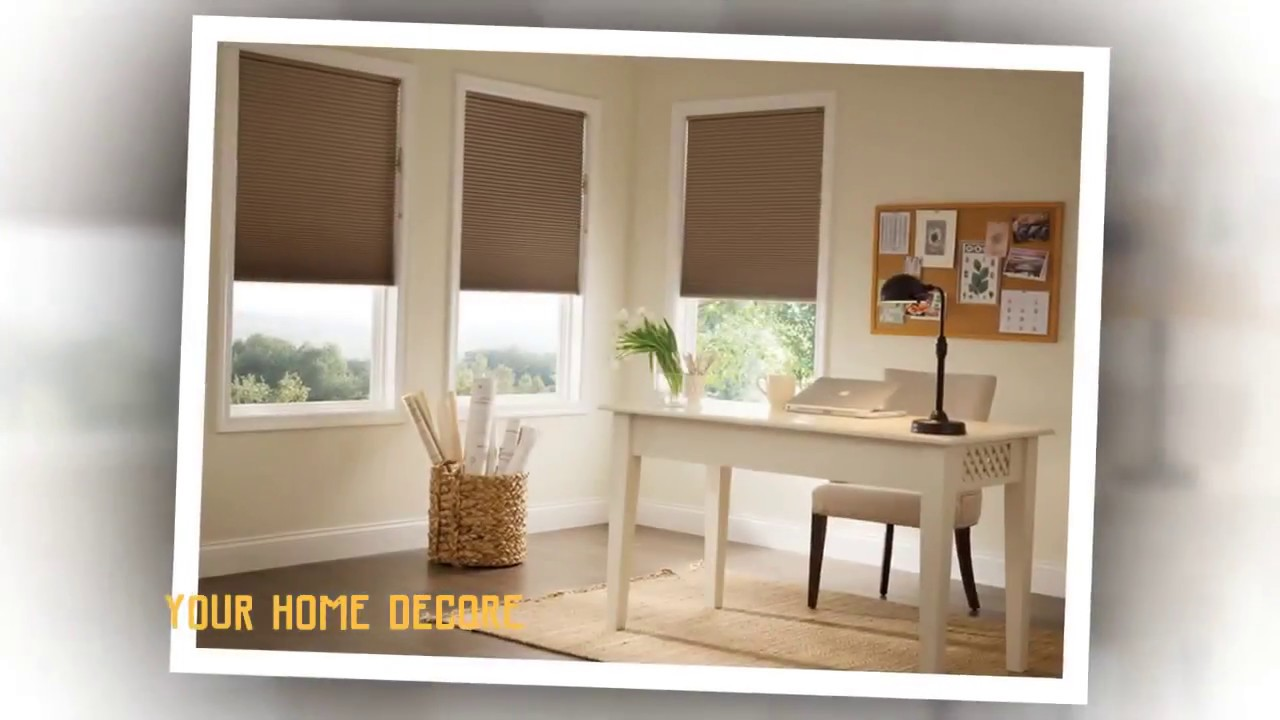 Smart Idea Basement Window Blinds Ideas