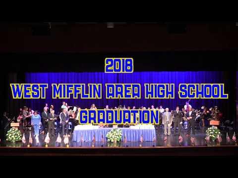 2018 West Mifflin High School Graduation