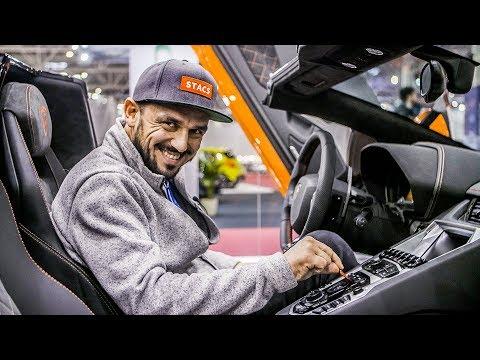 SIAB 2018 - Am fost la primul salon auto international dupa mai bine de 10 ani - STACS EXTRA