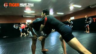 kyung ho kang 'Mr Perfect' Training - Tiger Muay Thai