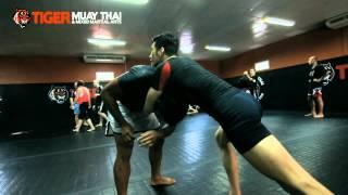 kyung ho kang 'Mr Perfect' Training - Tiger Muay Thai