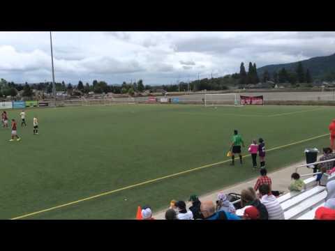 Lane United FC vs. Kitsap Pumas - Second Half