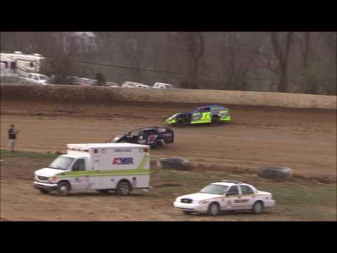 UMP Modified Heat #2 from Florence Speedway, March 25th, 2017.